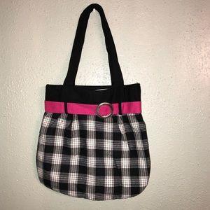 Handbags - Women's Plaid Purse